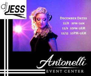 DJ-Jess-Antonelli-Event-Center-Irwin-PA